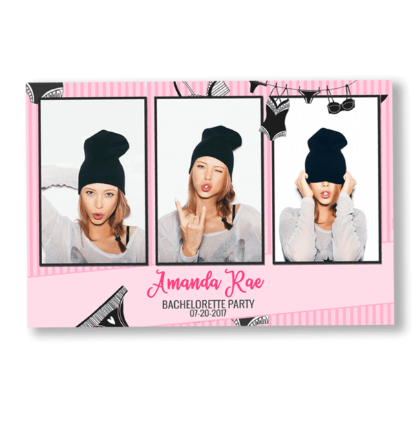 Cheeky Bachelorette Party – Mirror Booth