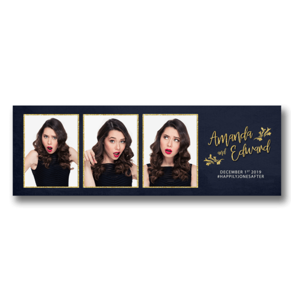 Bling & Glam Portrait Strips