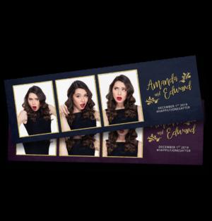 Bling & Glam Portrait Strips