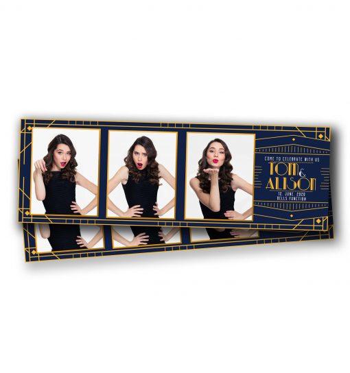 Gatsby Deco - Mirror Booth Strips