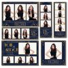 Gatsby Deco - Photobooth Template Set