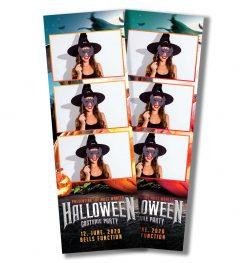 Spooky Hallaoween 3 Strip
