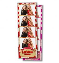 Carnival Funfair 4 Strip Template