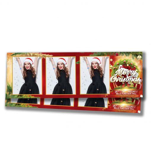 Mistletoe Mania Portrait Strips